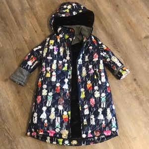 Other - PERFECTION European winter puffer parka coat